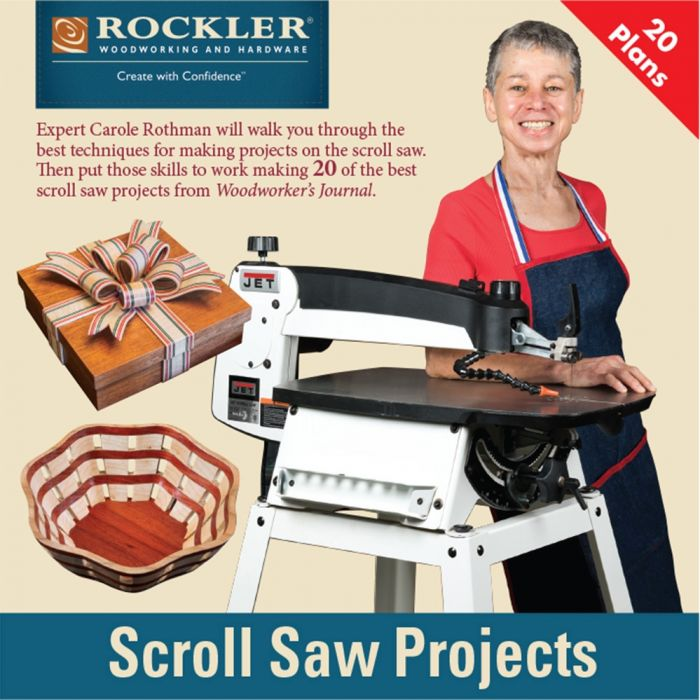 Rockler Scroll Saw Projects Cd Rom