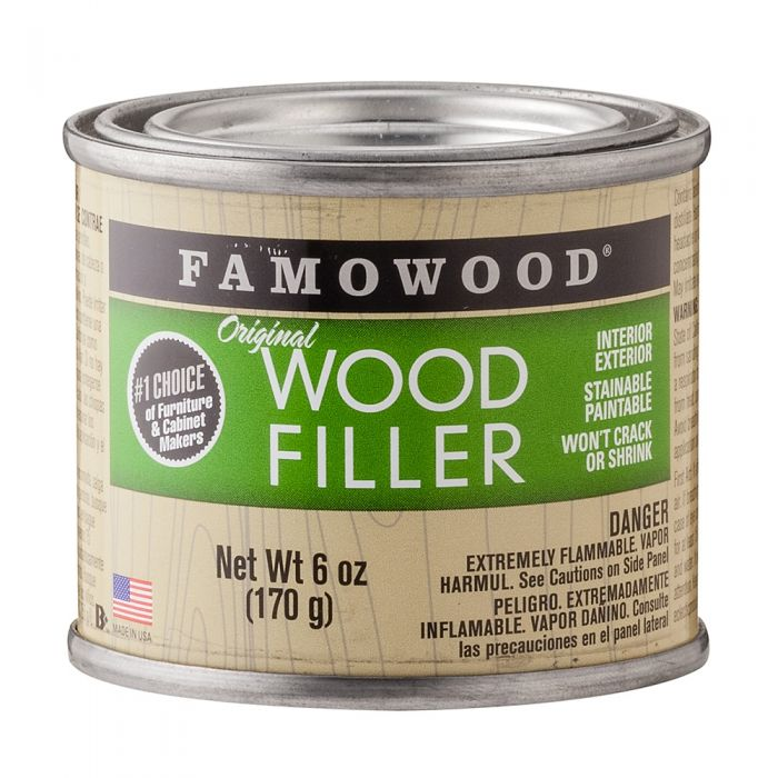 Famowood Wood Fillers 6 Oz