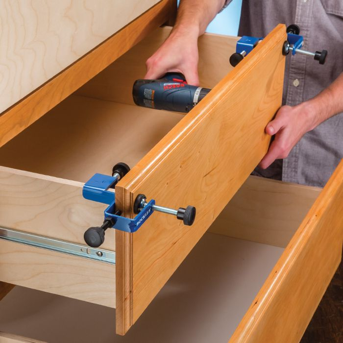 Drawer Front Clamps 2