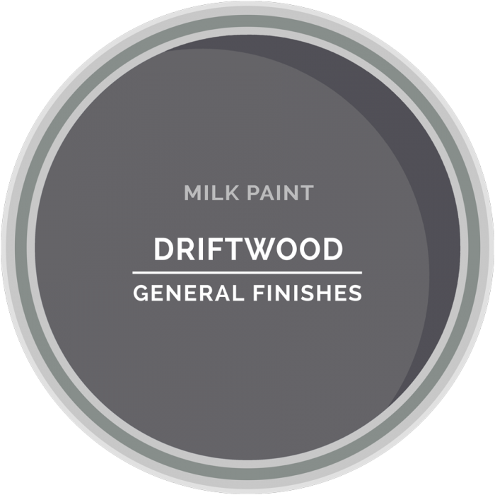 General Finishes Driftwood Milk Paint Pint