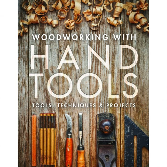 Woodworking With Hand Tools Softcover