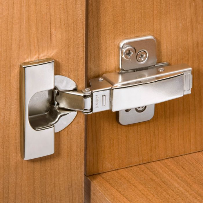 How Thick Is A Door.Blum 95 Thick Door Clip Top Frameless Overlay Hinges Snap Closing Hinges