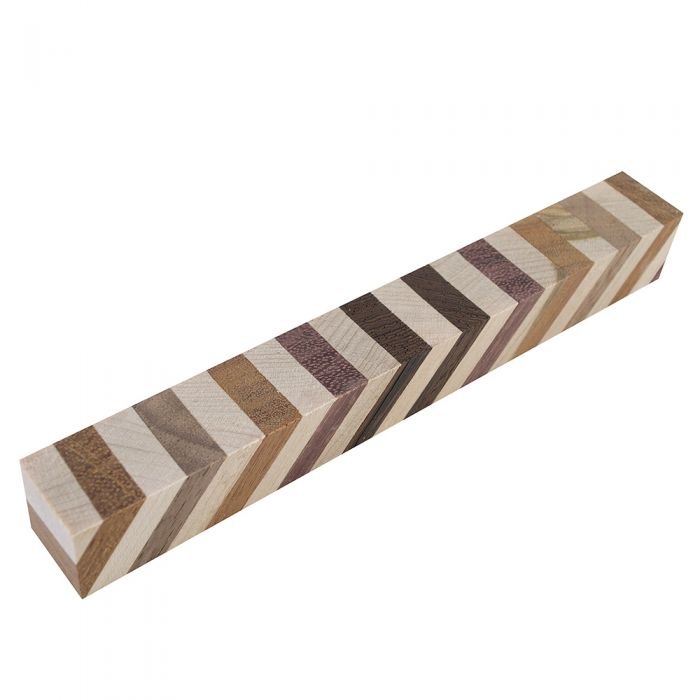 3 Pack Purple Heart Dowel /& Maple Handle Build Your Own