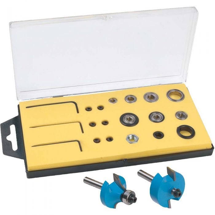 Rockler Router Bit Tune Up Kit