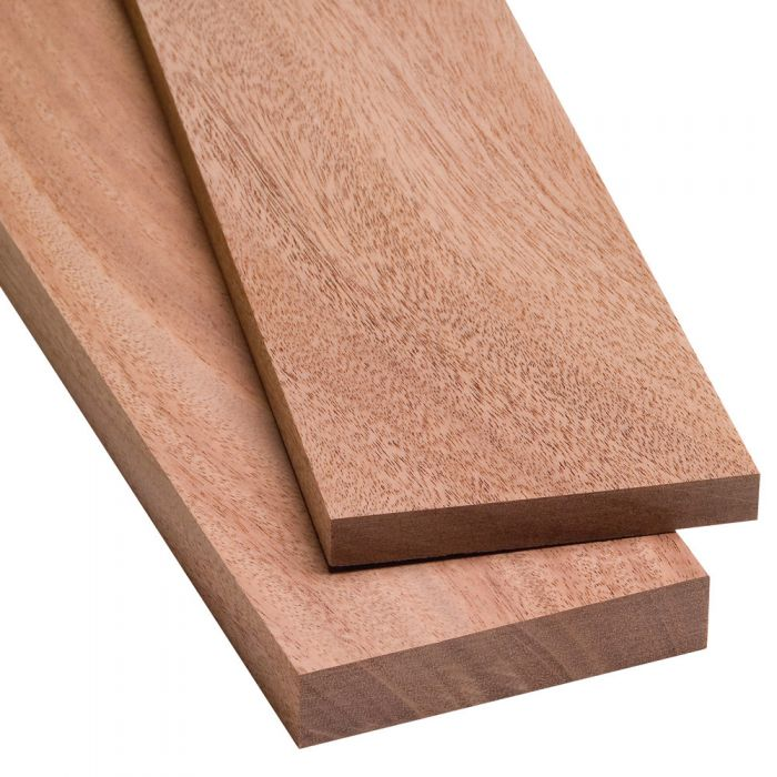 """boards lumber 1//2 or 3//4  surface 4 sides 72/"""" Mahogany"""