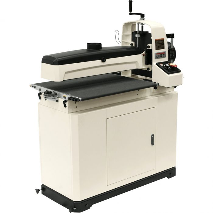 Jet 2550 25 Drum Sander With Closed Stand
