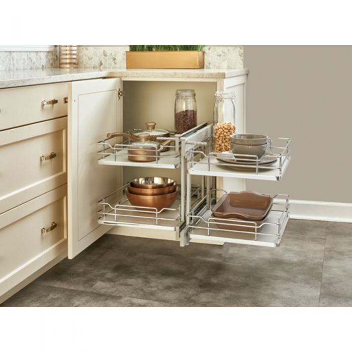 Rev-A-Shelf- Pullout Soft-Close Wire Solid Bottom Pull ...