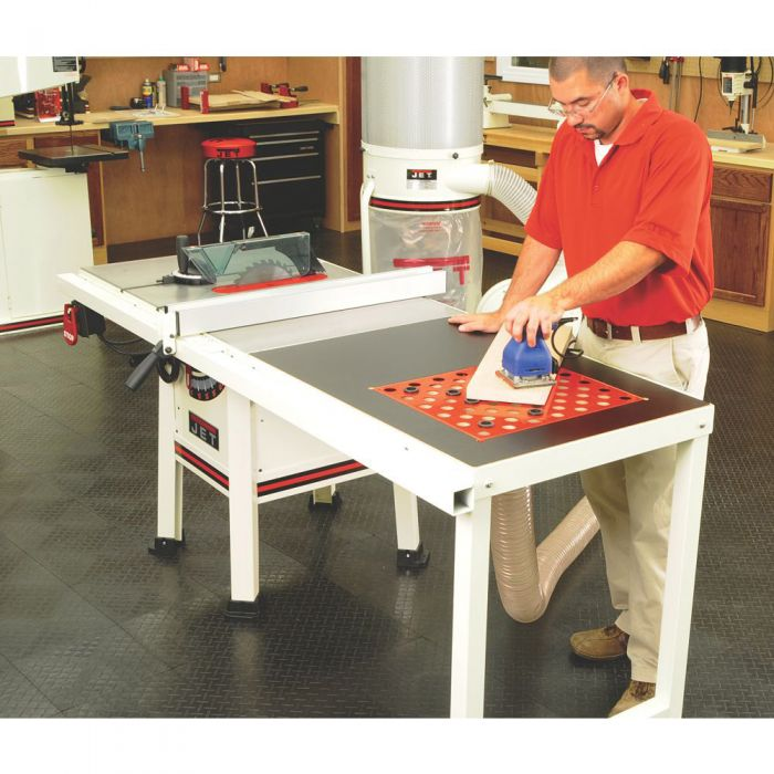 Jet Downdraft Table For Proshop Or Xactasaws With Legs