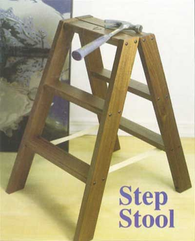 Incredible Step Stool Downloadable Plan Evergreenethics Interior Chair Design Evergreenethicsorg