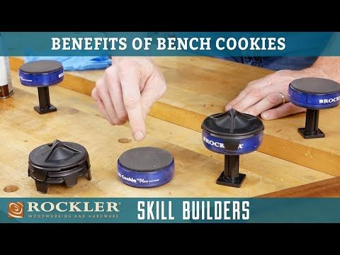 Swell Rockler Bench Cookie Plus Work Grippers With Rockler Bench Cookie Bridges Caraccident5 Cool Chair Designs And Ideas Caraccident5Info