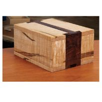 Dovetailed Puzzle Box Downloadable Plan
