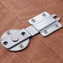 Zinc Plated Click Catch