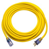 50' Lighted Extension Cord