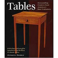 Tables Outstanding Projects from One of America's Best Craftsmen