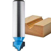 """Rockler Classical Roman Ogee Plunge Router Bits - 1/2"""" Shank"""