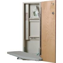 Available without door, or with a maple, oak, or birch door
