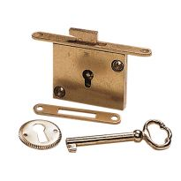 Full Mortise Chest Lock
