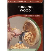 Turning Wood, Fine Woodworking DVD