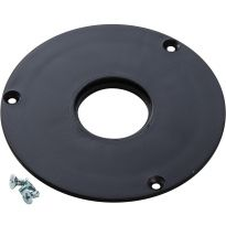 "Rockler Router Plate Insert With 1-1/4"" Opening For Standard Guide Bushings"