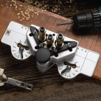 35MM Euro Hinge Drilling Jig