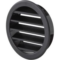 These large vent grommets provide the necessary air circulation in your entertainment centers or stereo cabinets, computer desks and more. (Sold Separately)