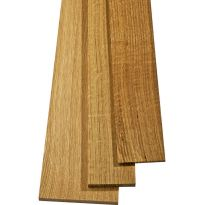 """Quarter Sawn White Oak, Sold by the Piece-3/4"""" Thickness"""
