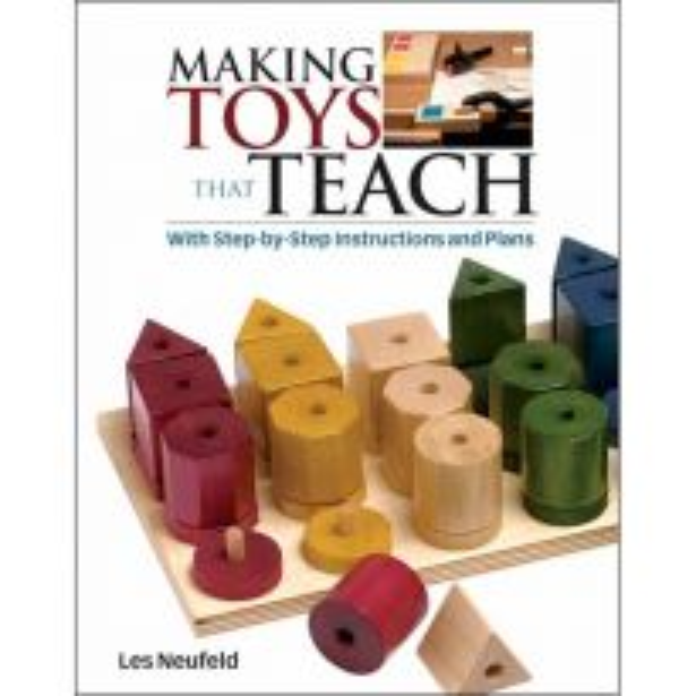 Making Toys That Teach, Book