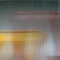 """1/16"""" Reeded Textured Glass"""
