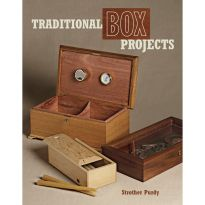 Traditional Box Projects Book