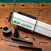 VRS Vacuum and Router Support for the Leigh Dovetail Jigs