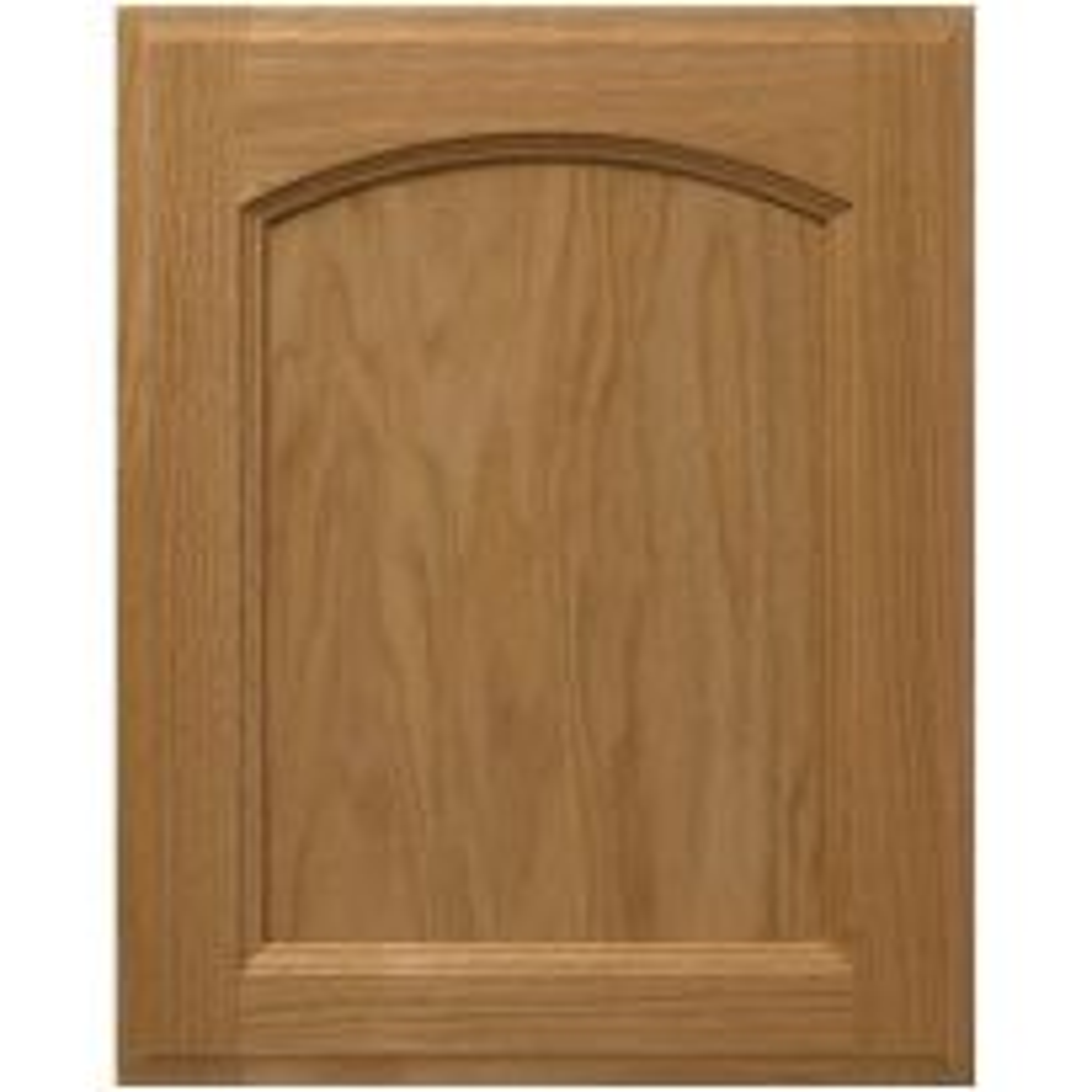 Fiesta Arch Style Flat Panel Cabinet Door