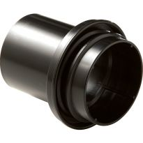 2-1/2'' Screw End Hose Adapter