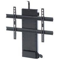 Requires only 2-13/16' depth behind the TV and a build height of only 29-1/2'
