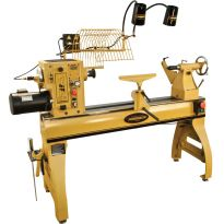 Powermatic 4224B Lathe, 3HP 1 or 3PH 220V