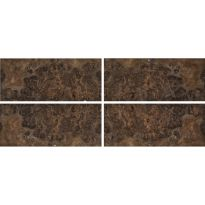 Walnut Burl Sequenced Matched 4-Way Veneer Pack
