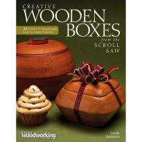 Creative Wooden Boxes from the Scroll Saw Book