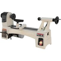Jet® JWL-1015VS 10'' x 15'' Variable Speed Wood Lathe