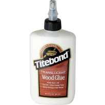 Titebond® Translucent Wood Glue