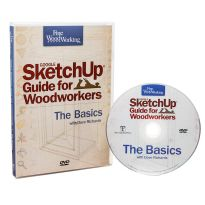 SketchUp Guide for Woodworkers, DVD-ROM