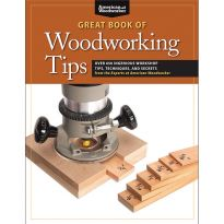 Great Book of Woodworking Tips