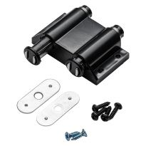 Double Magnetic Touch Latch, Black