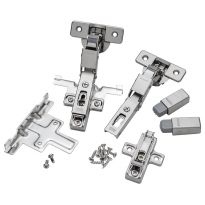 Salice Soft-Close 110° 3/8'' Rabbeted Door Hinges