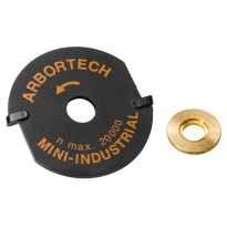 Arbortech 2'' Mini Industrial Woodcarver Blade for Mini-Grinder