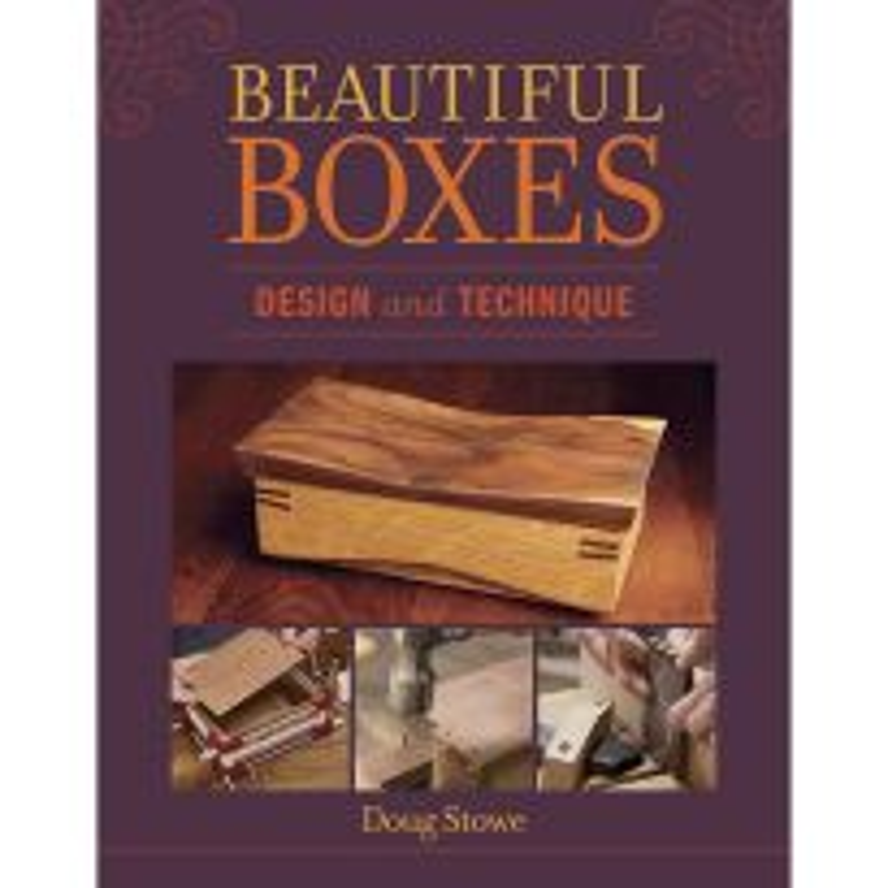 Beautiful Boxes, Book