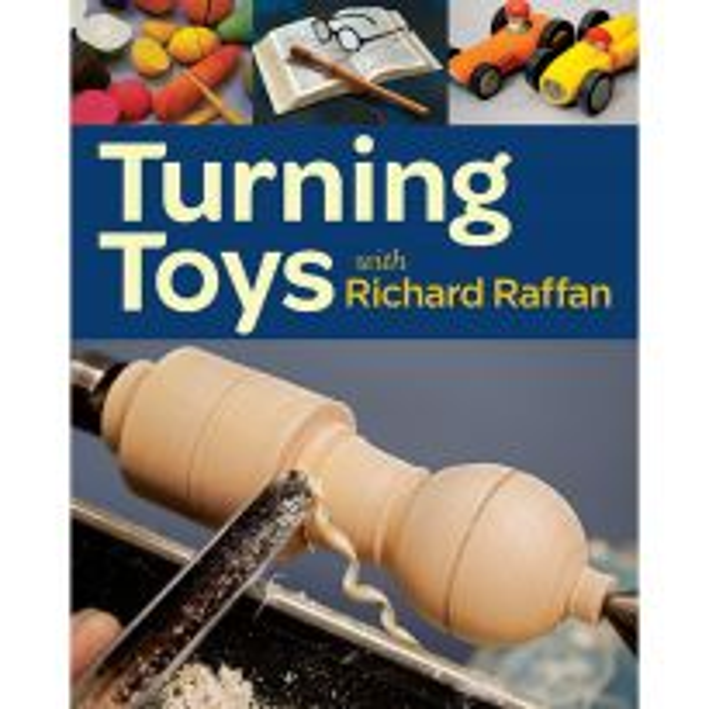 Turning Toys with Richard Raffan, Book