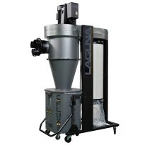 Laguna C|Flux 3hp 1-Micron Cyclone Dust Collector