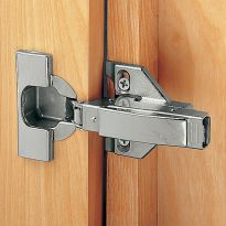 Blum® 120° Overlay Clip Top 3-Way Face Frame HingesZOOM