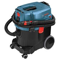 Bosch VAC090S 9-Gallon Dust Extractor with Semi-Automatic Filter Clean