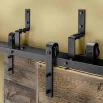 Great for replacing outdated or poorly operating folding door