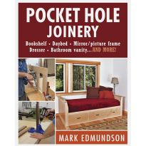 Pocket Hole Joinery, Book